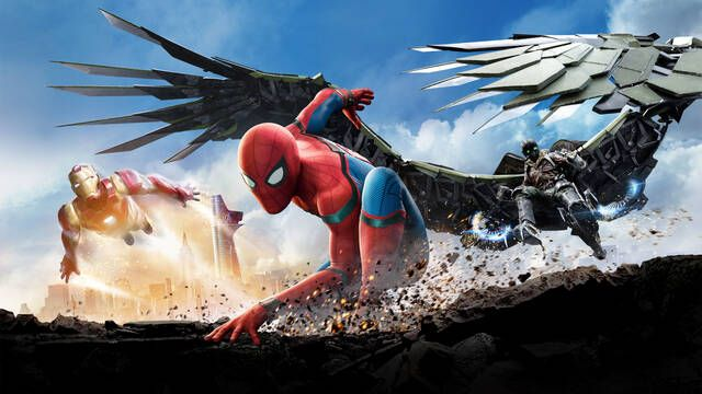 Spider-Man Homecoming llega en Blu-ray y DVD el 22 de noviembre con extras