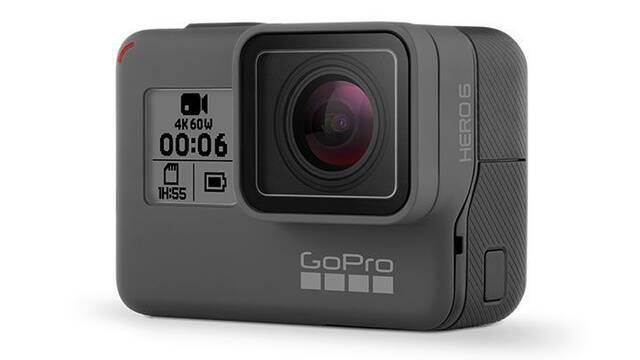 GoPro Hero6 Black, la nueva bestia de las cámaras de acción