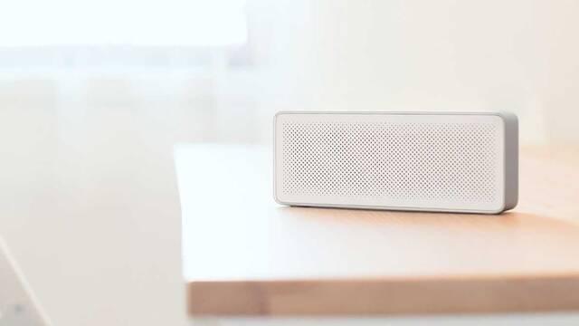 Xiaomi lanza su nuevo altavoz Bluetooth con 10 horas de autonomía