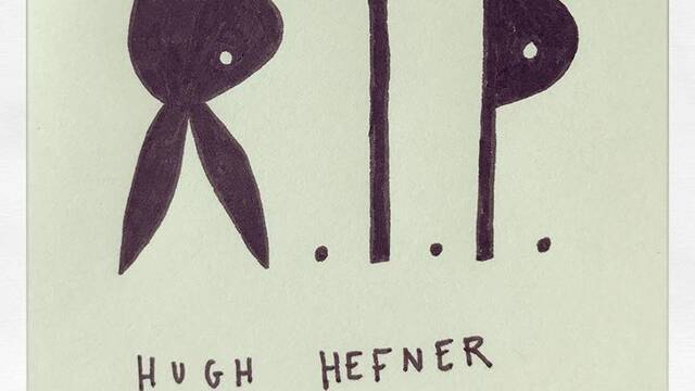 Los mejores homenajes a Hugh Hefner, fundador de Playboy