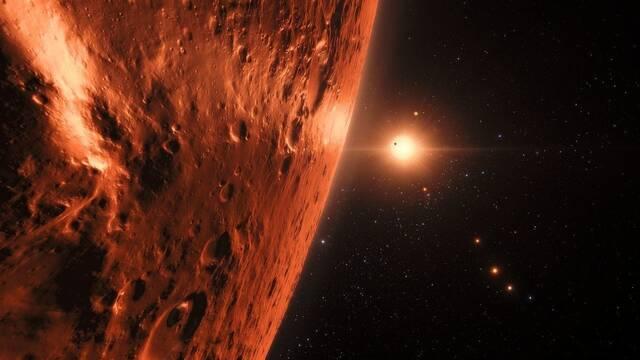 Varios planetas de TRAPPIST-1 se perfilan como habitables