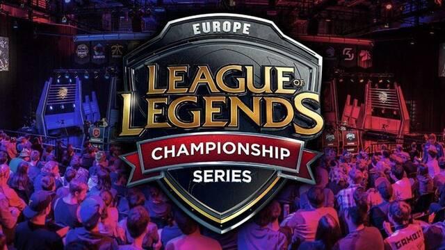 La EU LCS se dividirá en cuatro ligas de seis equipos