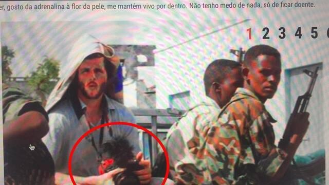 La mentira del fotógrafo de guerra brasileño que engañó a todo el mundo