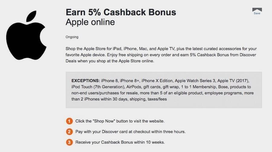 Imagen de la filtración de los nuevos productos de Apple.