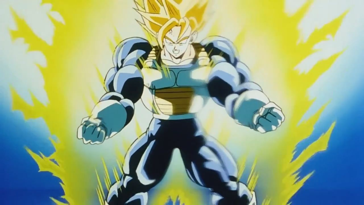 Son Goku Super Saiyan Tercera Etapa