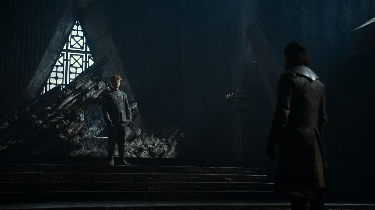 Juego de tronos 7x07: El dragón y el lobo