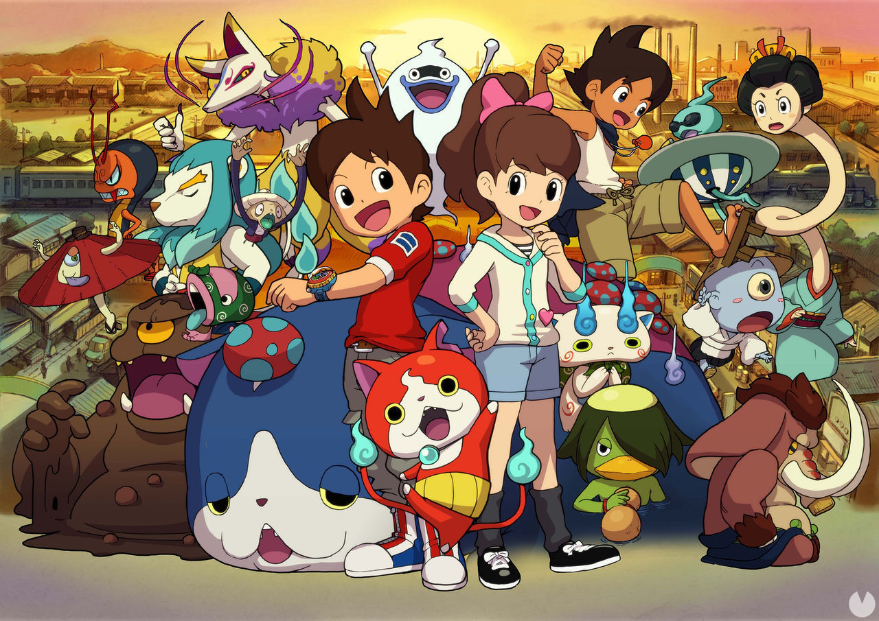 Yo-Kai Watch segunda temporada