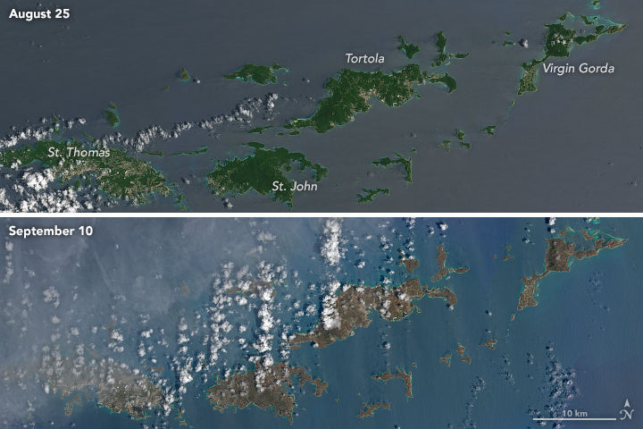 NASA Irma
