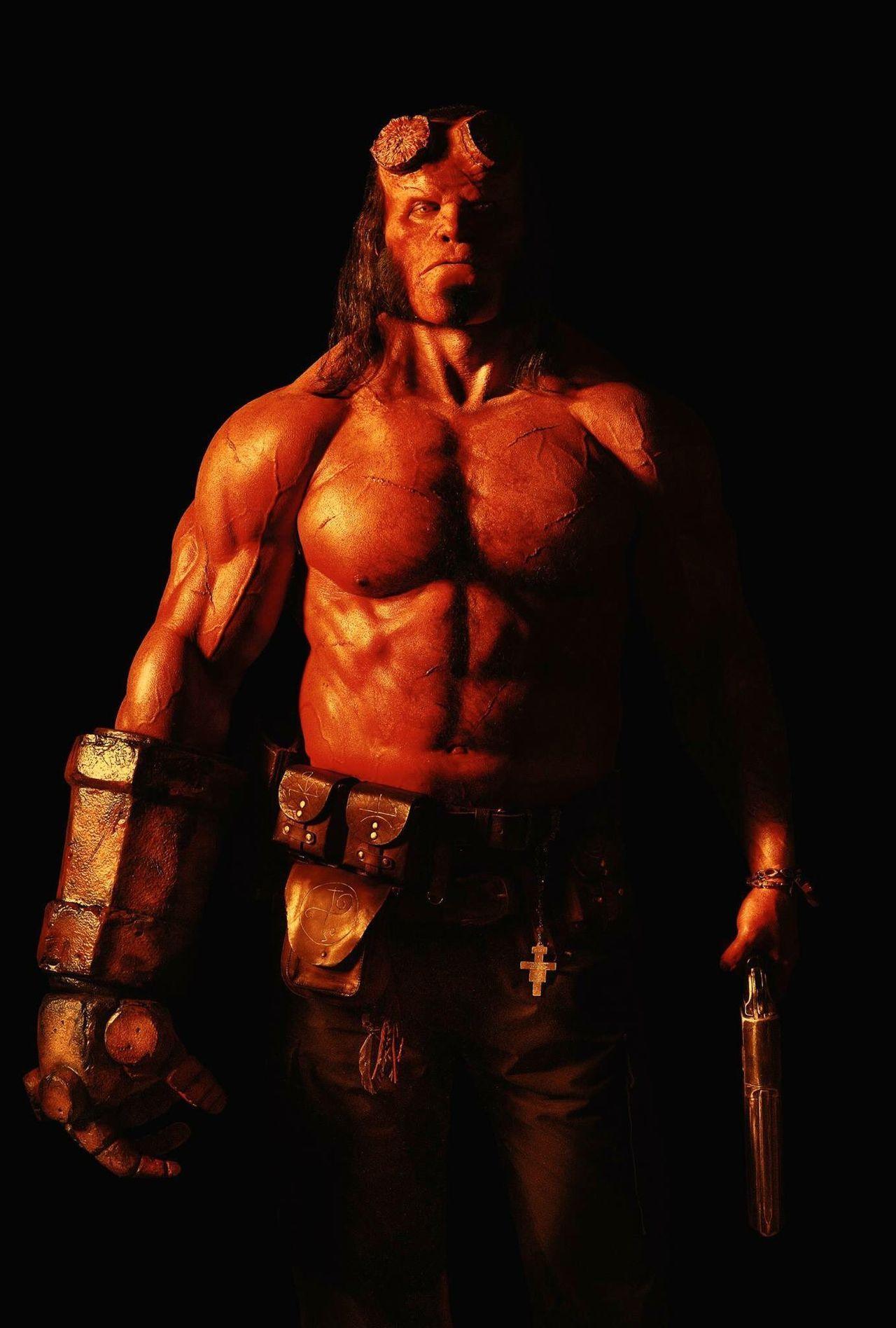 Hellboy nuevo