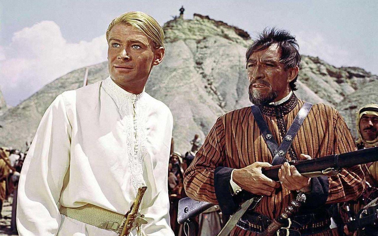 Películas que ver en Netflix - Lawrence de Arabia (1962)