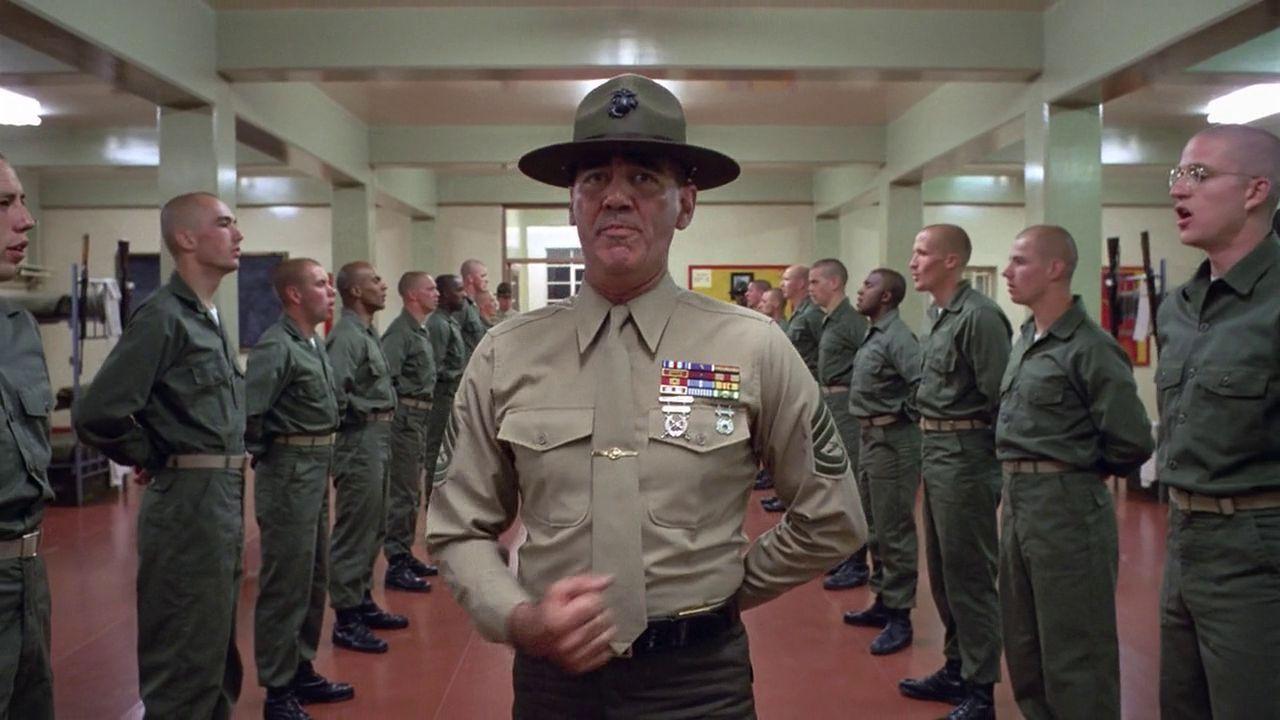 Películas que ver en Netflix - La chaqueta metálica (1987)