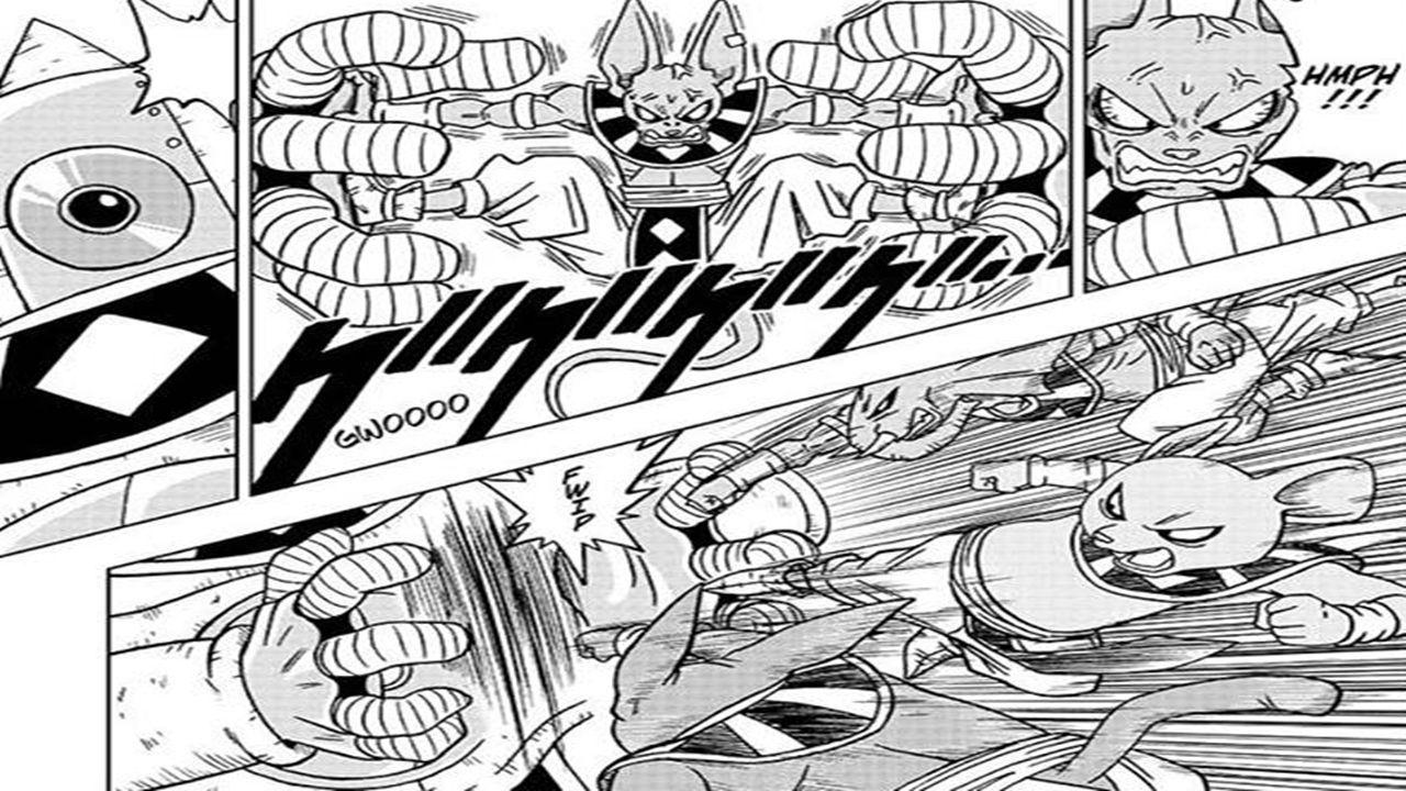 Dragon Ball Super Capítulo 28