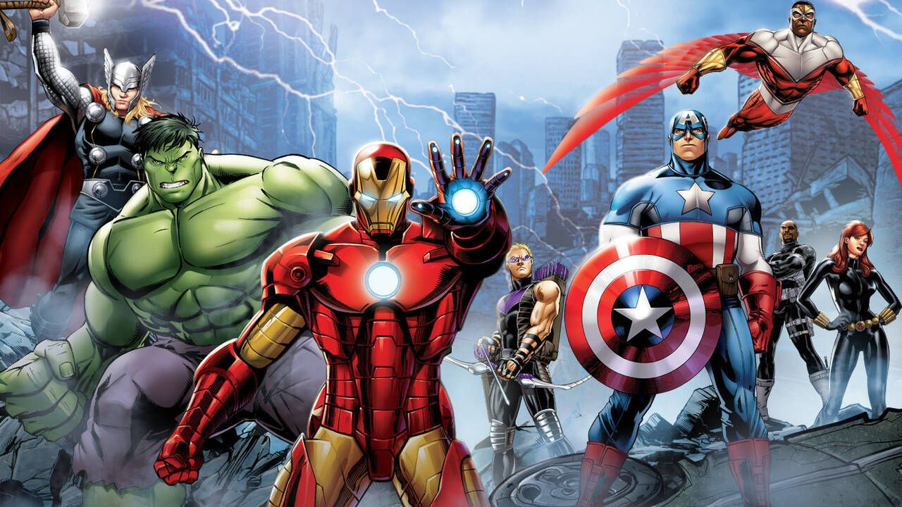 Los Nombres De Marvel Están De Moda Entre Los Recién Nacidos Vandal Random