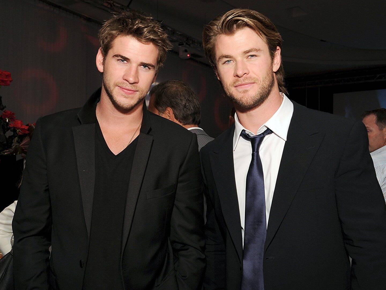 Liam y Chris Hemsworth harán una película juntos - Vandal Random