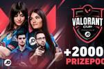 Llega la Valorant Cup de JD y G2Arctic con más de 2000 euros en premios