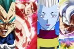 Los personajes más poderosos de Dragon Ball - TOP 10