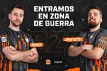 x6tence anuncia su equipo profesional de Call of Duty: Warzone