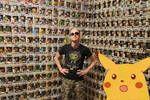El Señor de los Funkos: Este coleccionista tiene más de 7000 figuras y ha batido récords