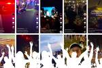 Fiesta épica: Una invitación de cumpleaños en TikTok acaba con 180 detenidos y disturbios