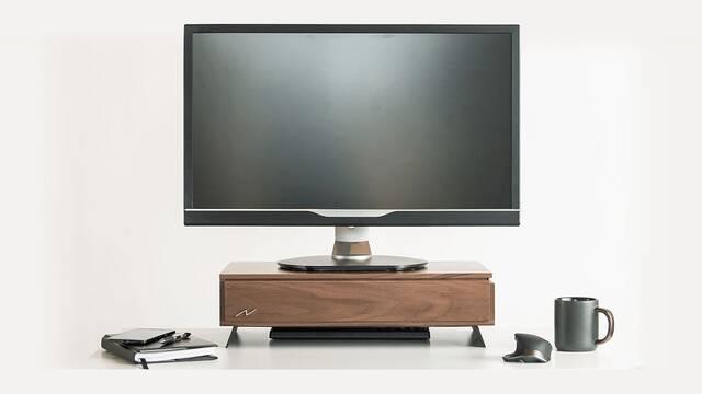 Volta V, un elegante ordenador gamer de madera que te sorprenderá