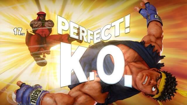 El mejor jugador online de Street Fighter V es un tramposo