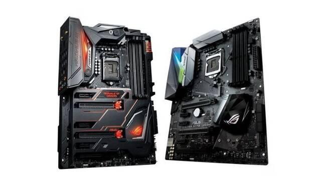 ASUS ROG anuncia sus nuevas placas base para el 2017
