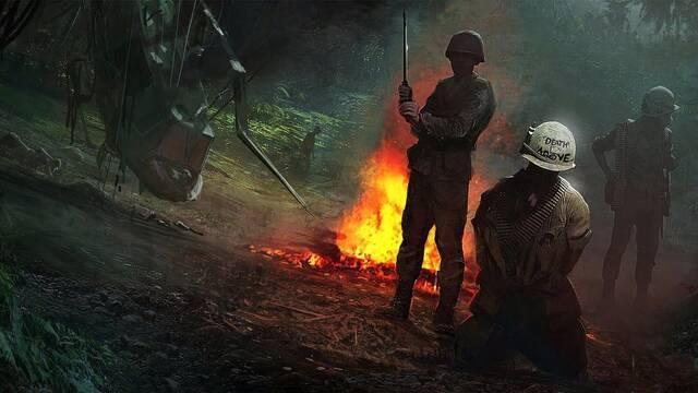 Se descubre el origen de las imágenes del vídeo del falso Call of Duty 2017