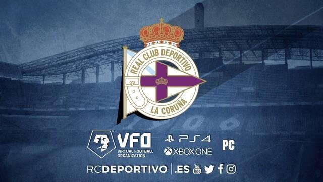 El Deportivo de la Coruña entra en los eSports y competirá en la VFO