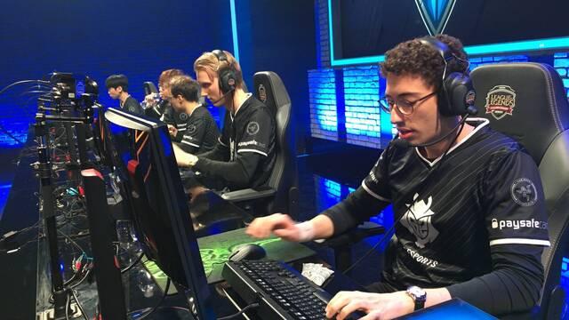 H2K y G2 Esports debutan con victorias en la LCS EU