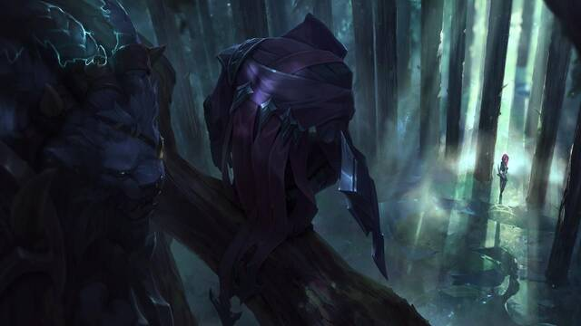 Llegan más cambios a League of Legends con el parche 7.2