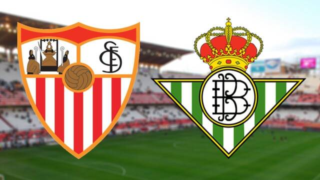 Sevilla y Betis se enfrentarán en el partidazo de la jornada inaugural de la VFO