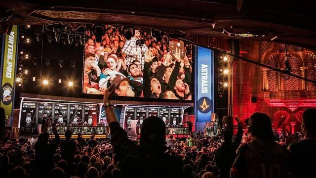 El ELEAGUE Major bate un récord de Twitch superando el millón de espectadores