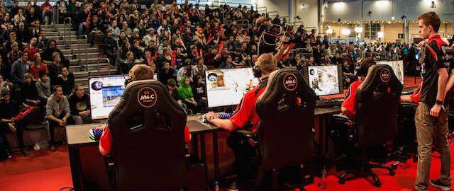 x6tence estará en el grupo C del Assembly Winter, su primer torneo internacional del 2017