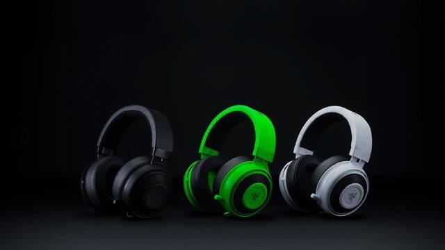 Los auriculares Razer Kraken Pro V2 ya están disponibles en los colores negro, verde y blanco