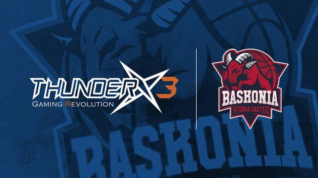 Fochid se convierte en el nuevo entrenador del equipo de LOL de ThunderX3 Baskonia