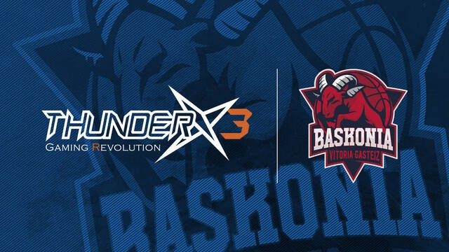 ThunderX3 Baskonia desvela toda su plantilla de League of Legends para la Superliga Orange