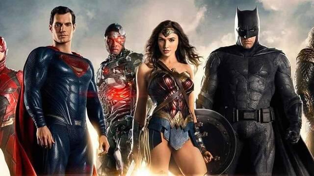 Confirman que existe una edición de Zack Snyder de 'La Liga de la Justicia'