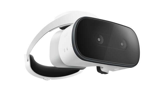 """CES 2018: Lenovo presenta su cascos de realidad virtual """"Mirage Solo"""""""