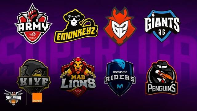 Todos los equipos y plantillas de la Superliga Orange de League of Legends