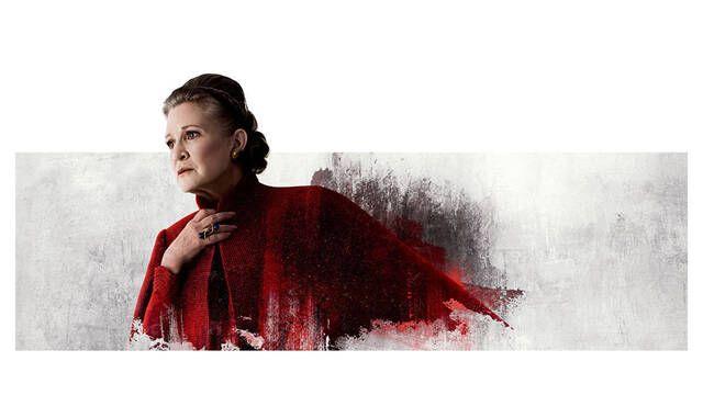 Rian Johnson: 'Leia Organa no es una Jedi'