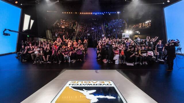 Las mejores jugadas del primer día de la Overwatch League