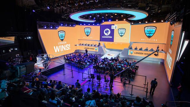 La Overwatch League supera los 415 000 espectadores en su jornada inaugural