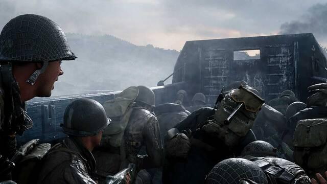 La segunda temporada competitiva de Call of Duty: WWII empezará el 1 de febrero