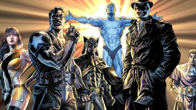 El  presidente de HBO señala que la serie de 'Watchmen' es 'sorprendente'