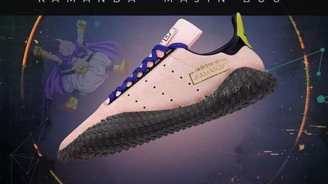Buu se suma a la línea de zapatillas de Adidas inspiradas en 'Dragon Ball'