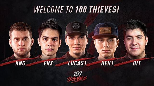 100 Thieves no podrá participar en el ELEAGUE Major por problemas de visado