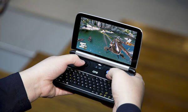 GDP Win 2, el ordenador del tamaño de una 3DS para jugar, costará 649$