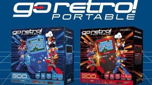 Go Retro!, la enésima consola portátil con 300 clásicos