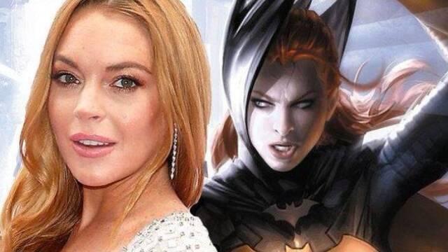 Lindsay Lohan insiste: quiere interpretar a Batgirl
