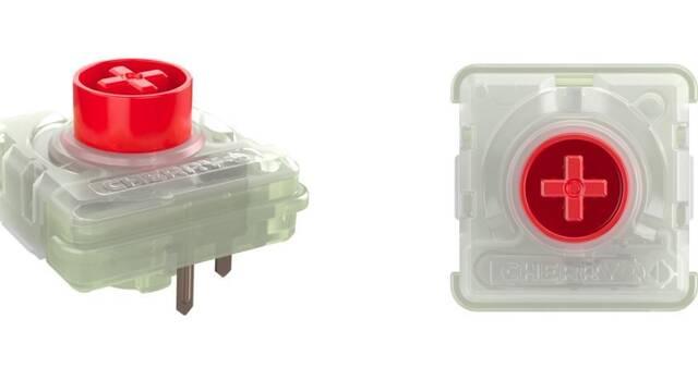 Cherry MX Low Profile RGB, los interruptores mecánicos de tamaño reducido de Cherry